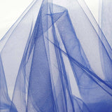 "54"" x 40yd tulle bolt - Royal Blue"