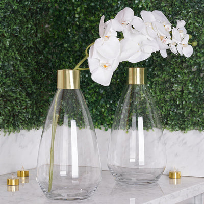 "Pack of 2 | 14"" Flower Vase 