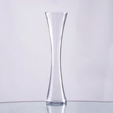 "12 Pack | 16"" Heavy Duty Hour Glass Vase"