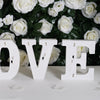 "6"" Gold 3D Marquee Letters - Warm White 6 LED Light Up Letters - O"