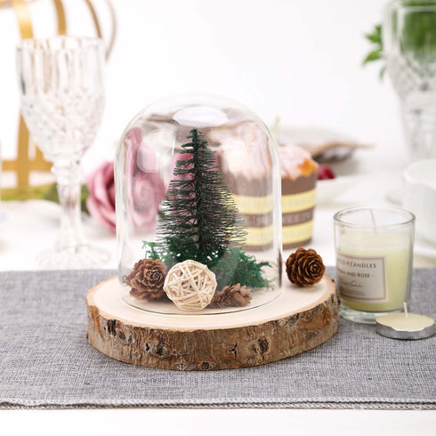 Poplar Wood Slices, Wood Slabs, Table Centerpieces