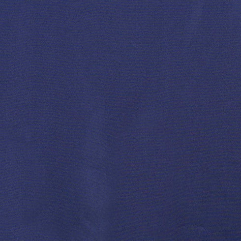 "54x96"" Navy Blue Polyester Rectangular Tablecloth"