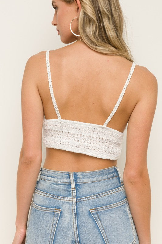 Crochet Brami Top