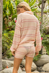 So Soft Knit Cover Up Set