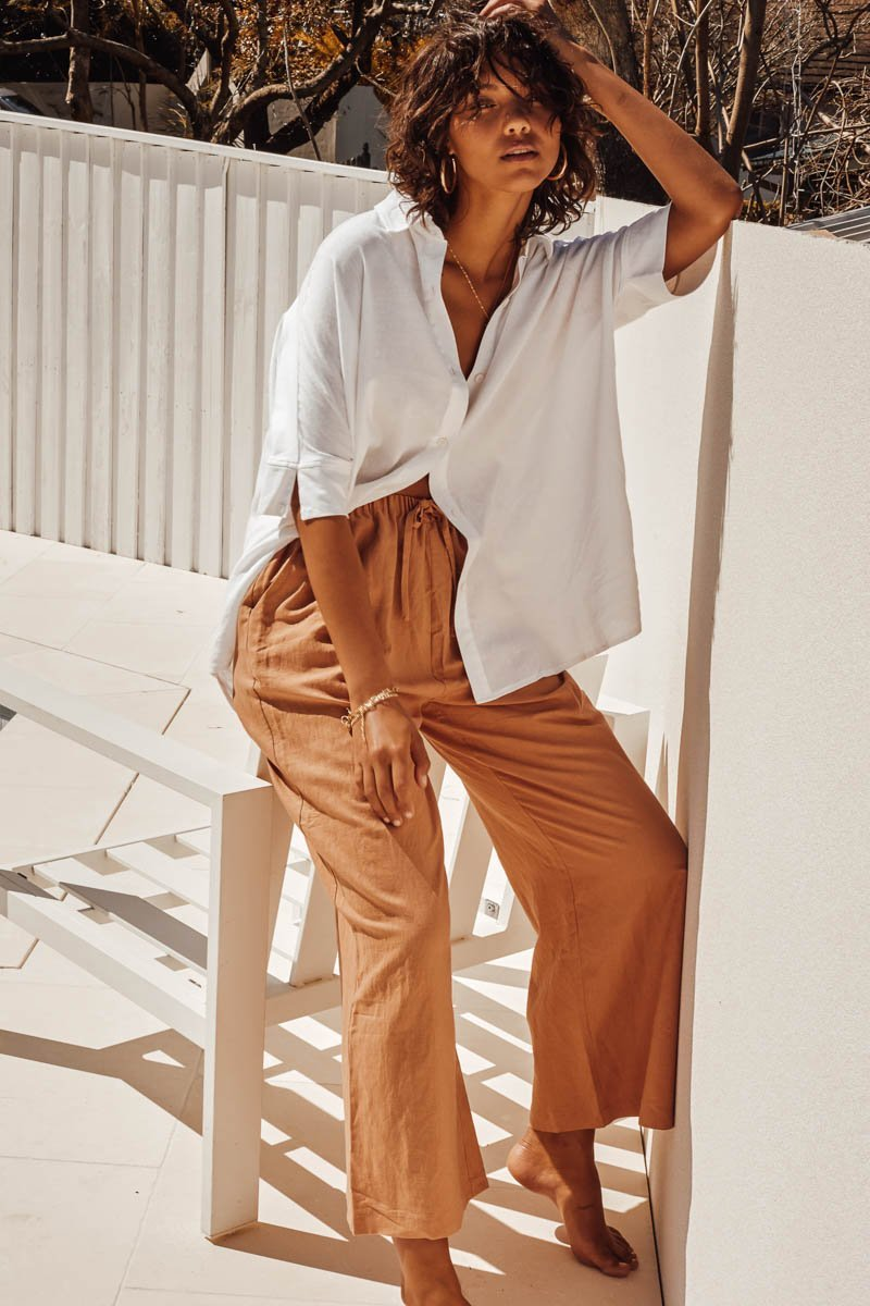 Terracotta Bella Pant