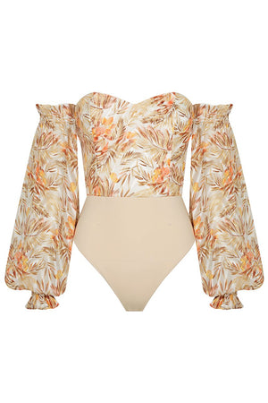 Tropical Sand Bodysuit