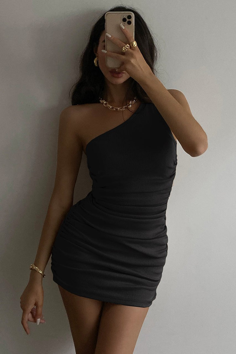 Black Tamika Dress