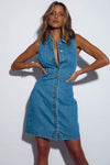 San Fran Denim Dress