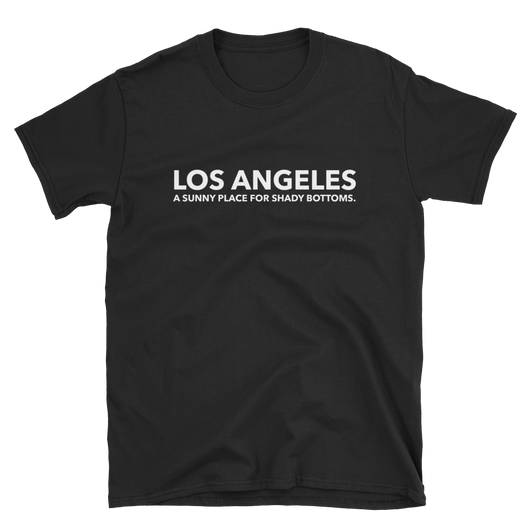 SHADY LOS ANGELES BOTTOMS T-shirt.