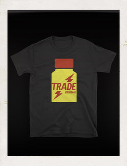 TRADE ORIGINAL POPPERS T-shirt.