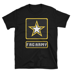 FAG ARMY T-shirt.