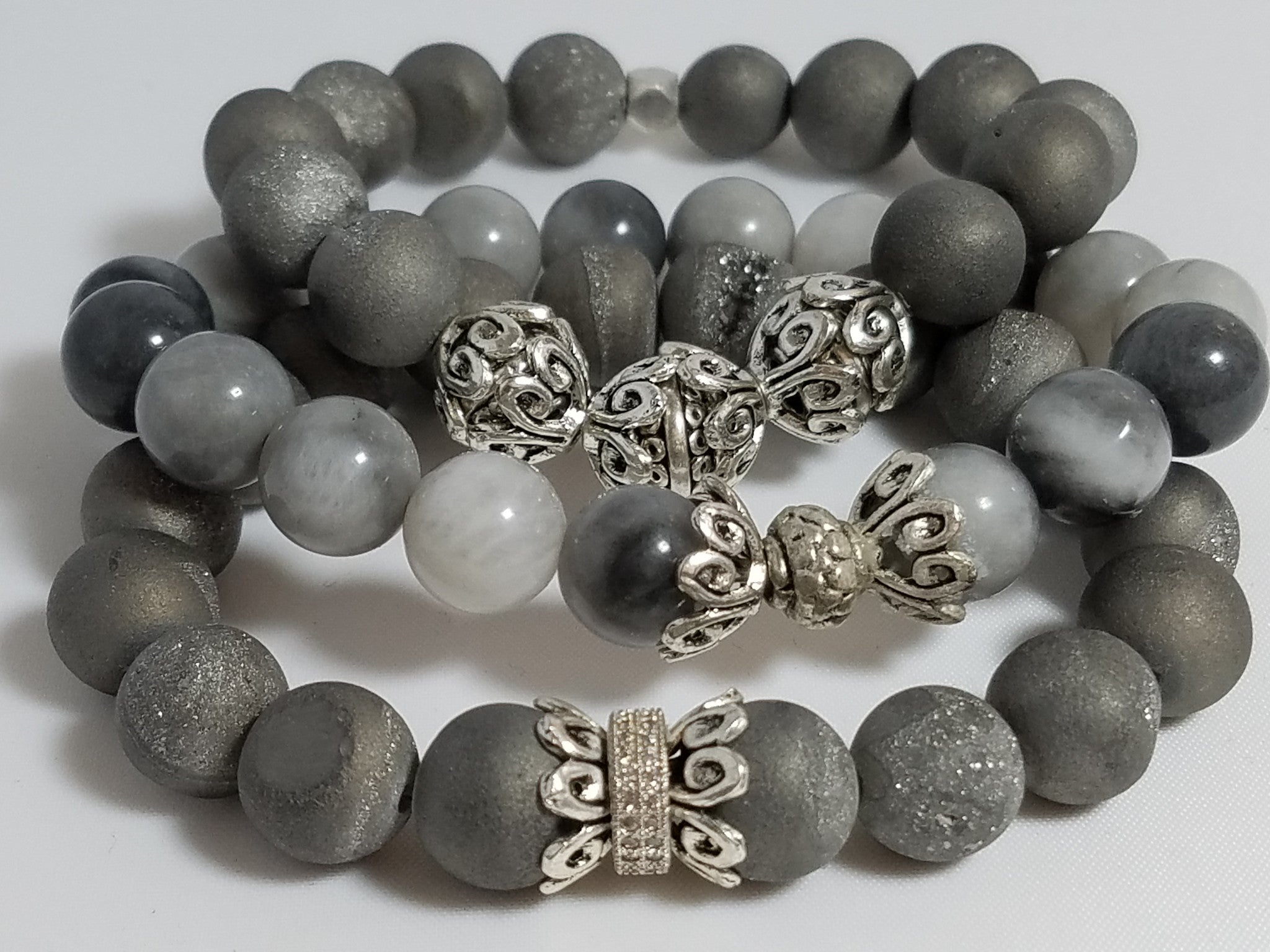 Silver Grace Stack