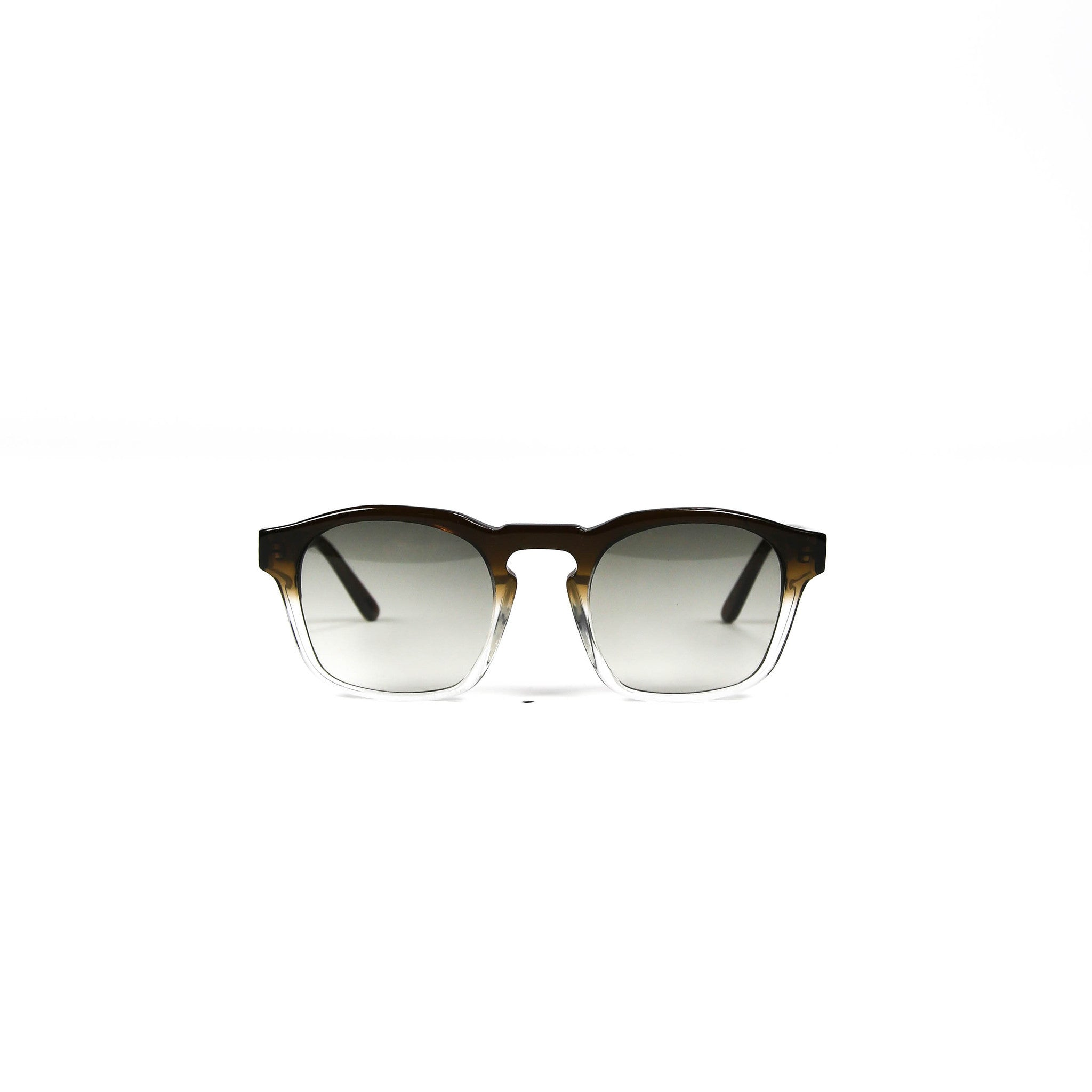 1308 Sunglasses - Brown to Clear