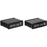 OPTO•DX Conducted RF Optical Isolation