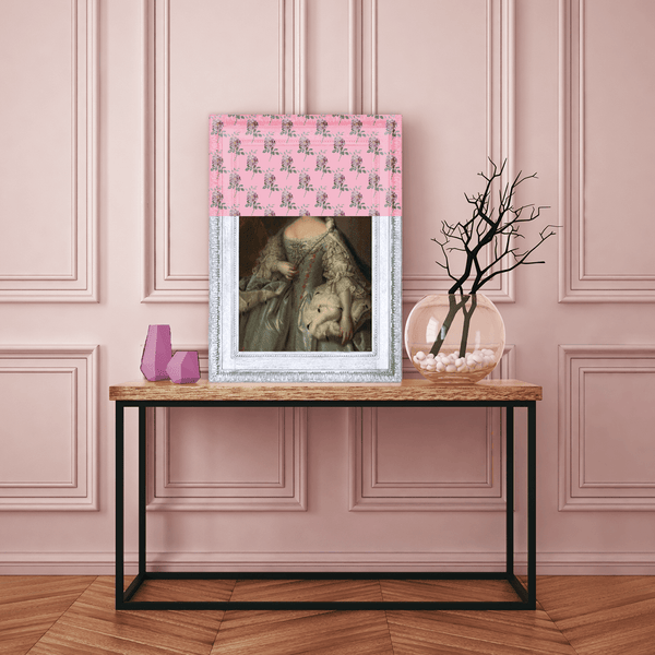 LIMITED EDITION: Princess Royal Rose Canvas Print