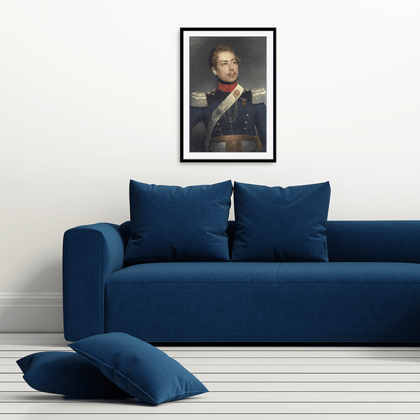 Major MP3 Framed Print