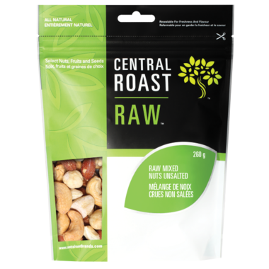 Central Roast Mixed Nuts Unsalted