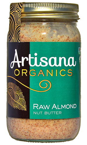 Artisana Organic Raw Almond Butter