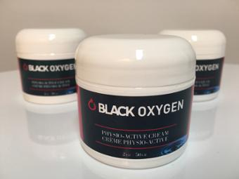 Black Oxygen Physio-Active Balm 50gr