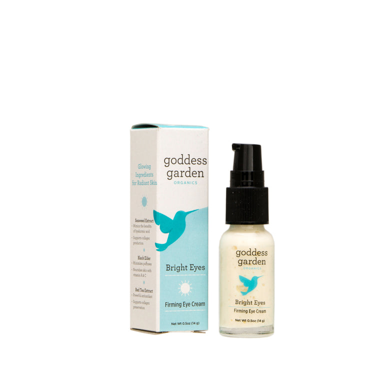 Goddess Garden Organics Bright Eyes