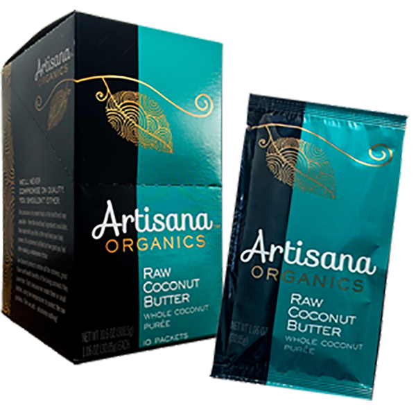 Artisana Single Serving Squeeze Packs