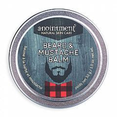 Anointment Natural Skin Care - Beard & Mustache Balm