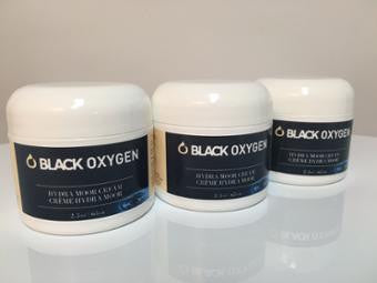 Black Oxygen Hydra Moor Cream 50 grams