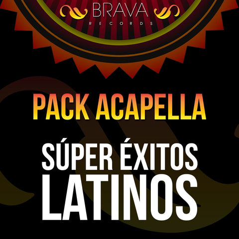 Acapella: Super Éxitos Latinos