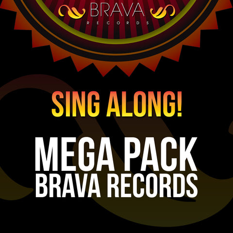 Sing Along! Brava Records Mega Pack