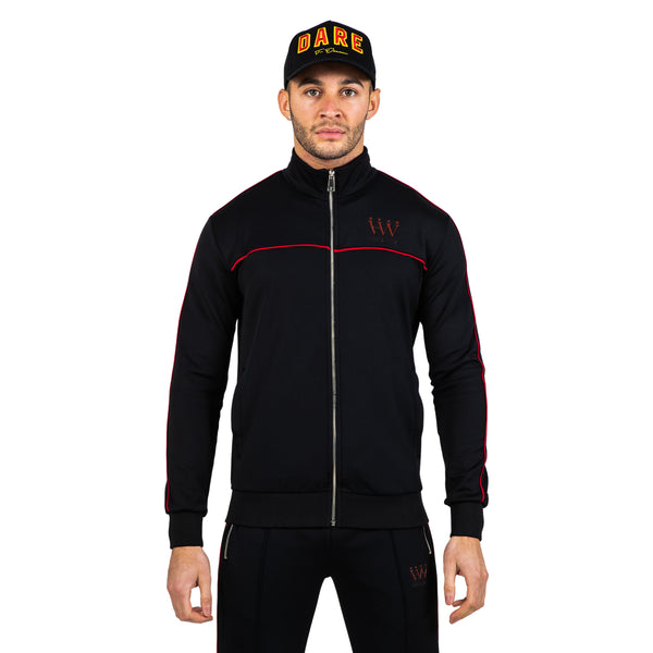 Hubb & Wills Tracksuit - Black
