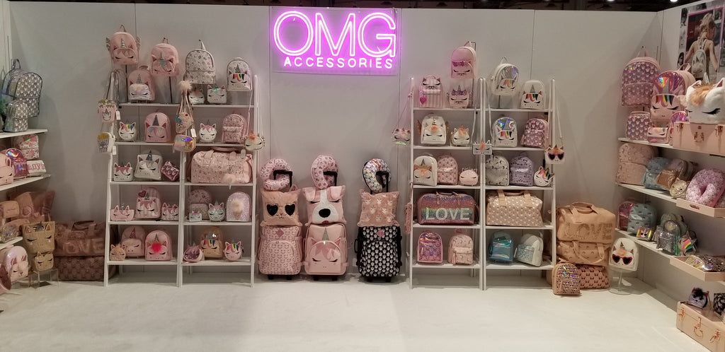 OMG! Accessories Goes to MAGIC Las Vegas