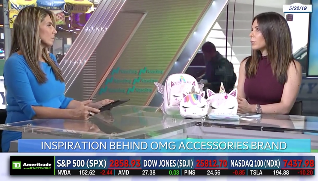 OMG! Accessories vs. Trade War