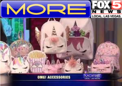 OMG! ACCESSORIES CEO AND FOUNDER, ANNE HARPER ON MORE FOX5
