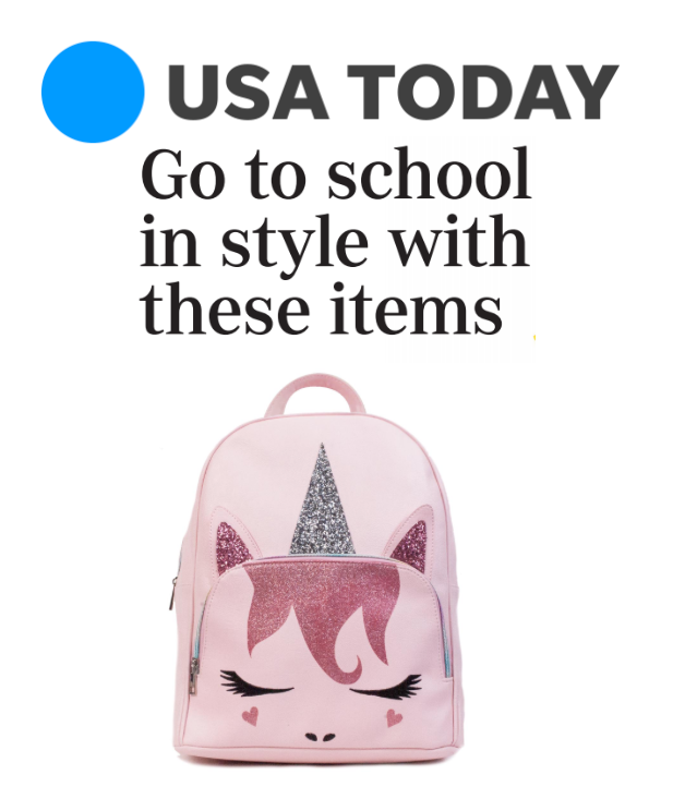 GO BACK TO SCHOOL IN STYLE!
