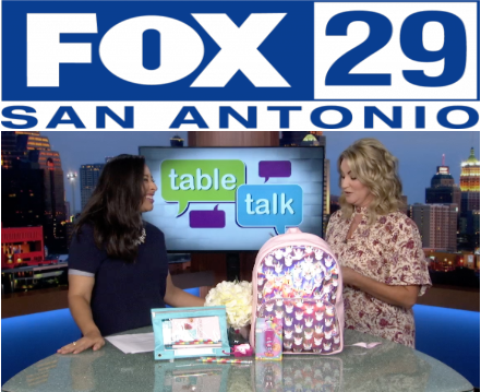 OMG ACCESSORIES FEATURED ON FOX SAN ANTONIO