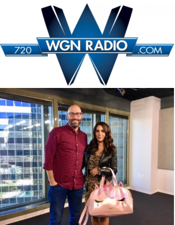 OMG's ANNE HARPER SITS DOWN WITH WGN RADIO