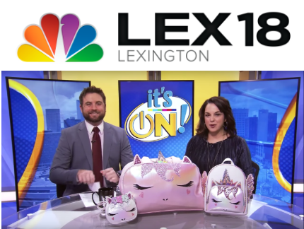 OMG ACCESSORIES FEATURED ON LEX 18'S IT'S ON!