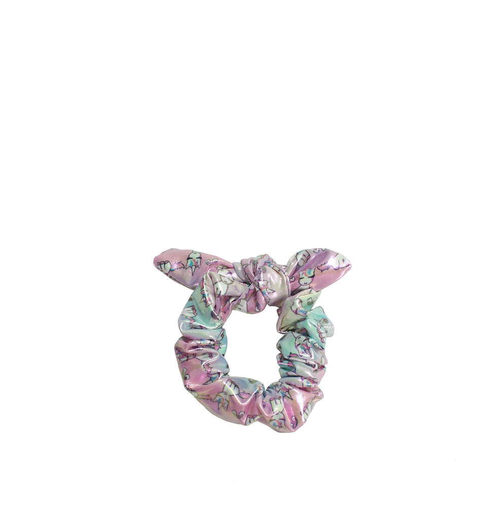 Miss Gwen Floral Love Headband and Scrunchies Set