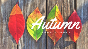 5 Tips For Well Being In The Beginning Of Autumn