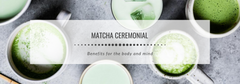 Matcha Ceremonial: benefits for the body and mind