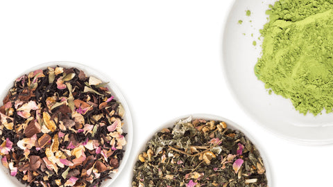 Feeling like black tea or herbal infusion?