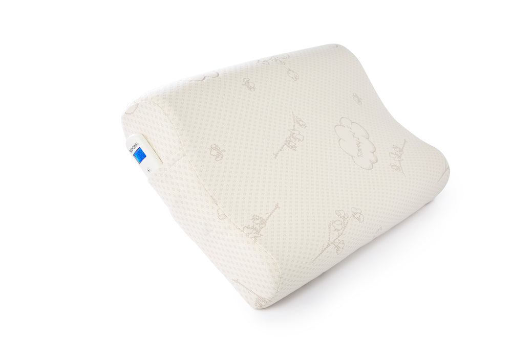 TimmyZzz Curve Pillow - Sedona Wellness