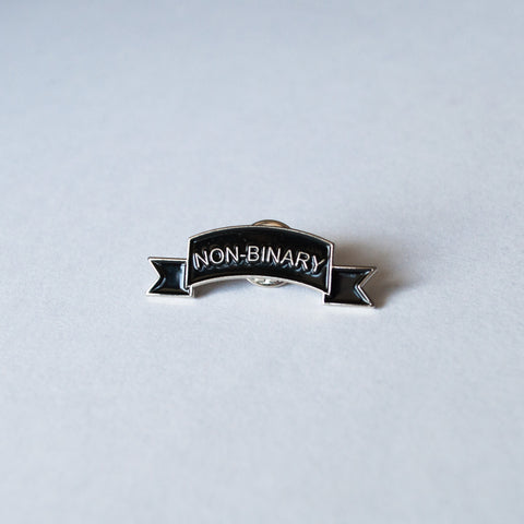 Non-Binary Lapel Pin