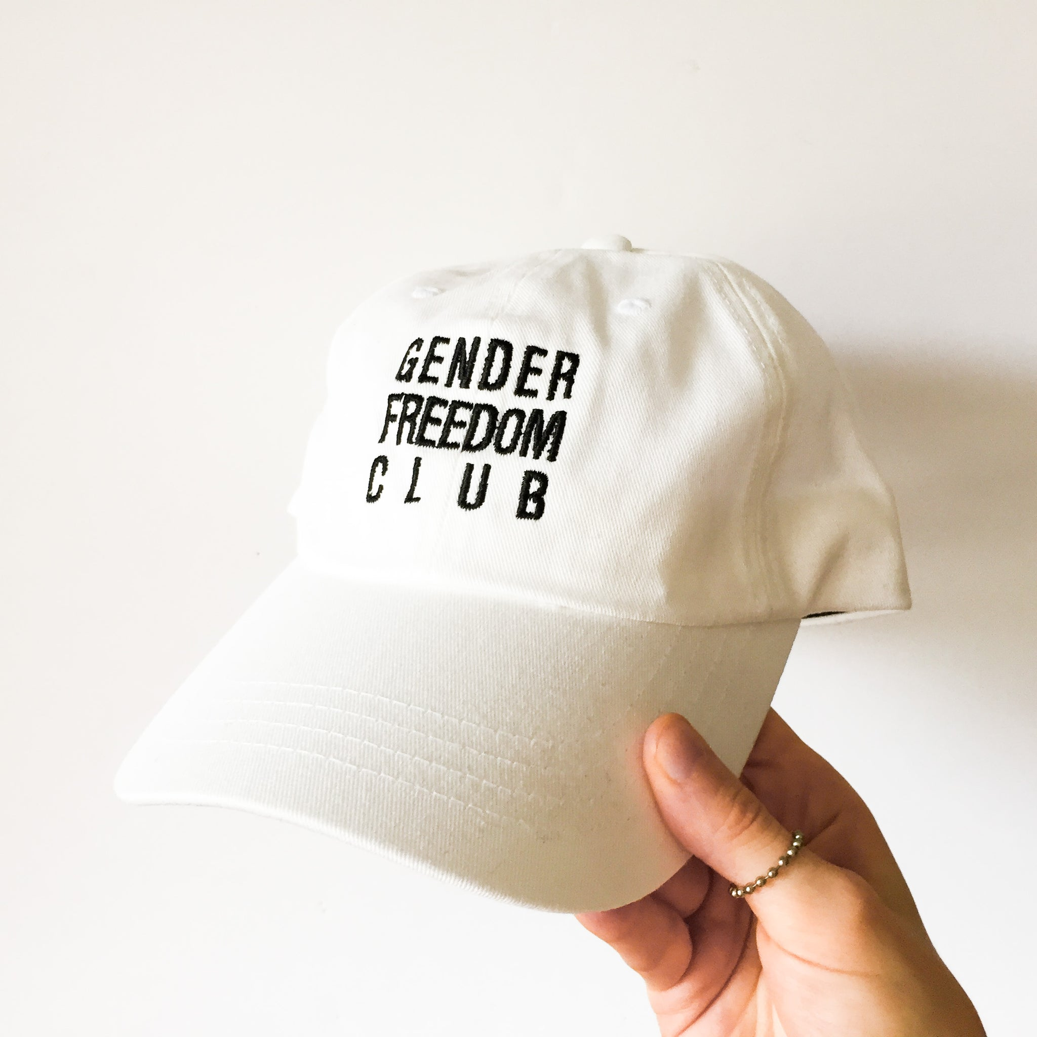 Gender Freedom Club Hat