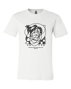 Official FIDE Chess Championship 2016 T-shirt - White