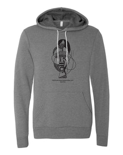 Official FIDE Chess Championship 2016 Hoodie - Torch