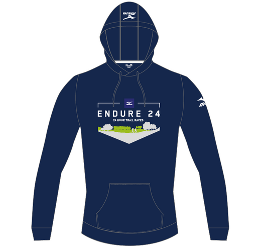 Mizuno Endure24 Event Hoody