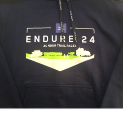 Mizuno Endure24 Hoody Navy