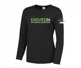 Womens Long Sleeve Technical Top