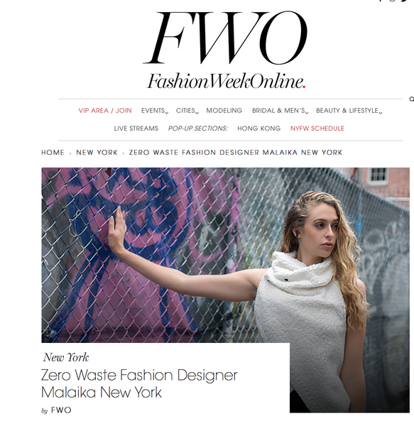 FASHION WEEK ONLINE
